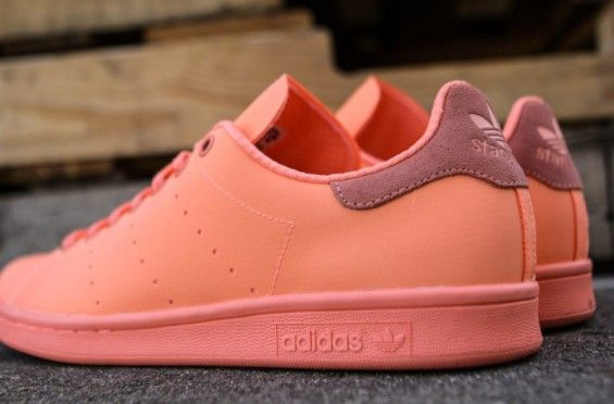 c3ba99fa841c The adidas Originals Stan Smith Sun Glow Was Made For The Spring (and  Summer) • KicksOnFire.com