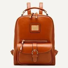 BeiBaoBao - Faux-Leather Backpack | Bags | Pinterest | Leather ...