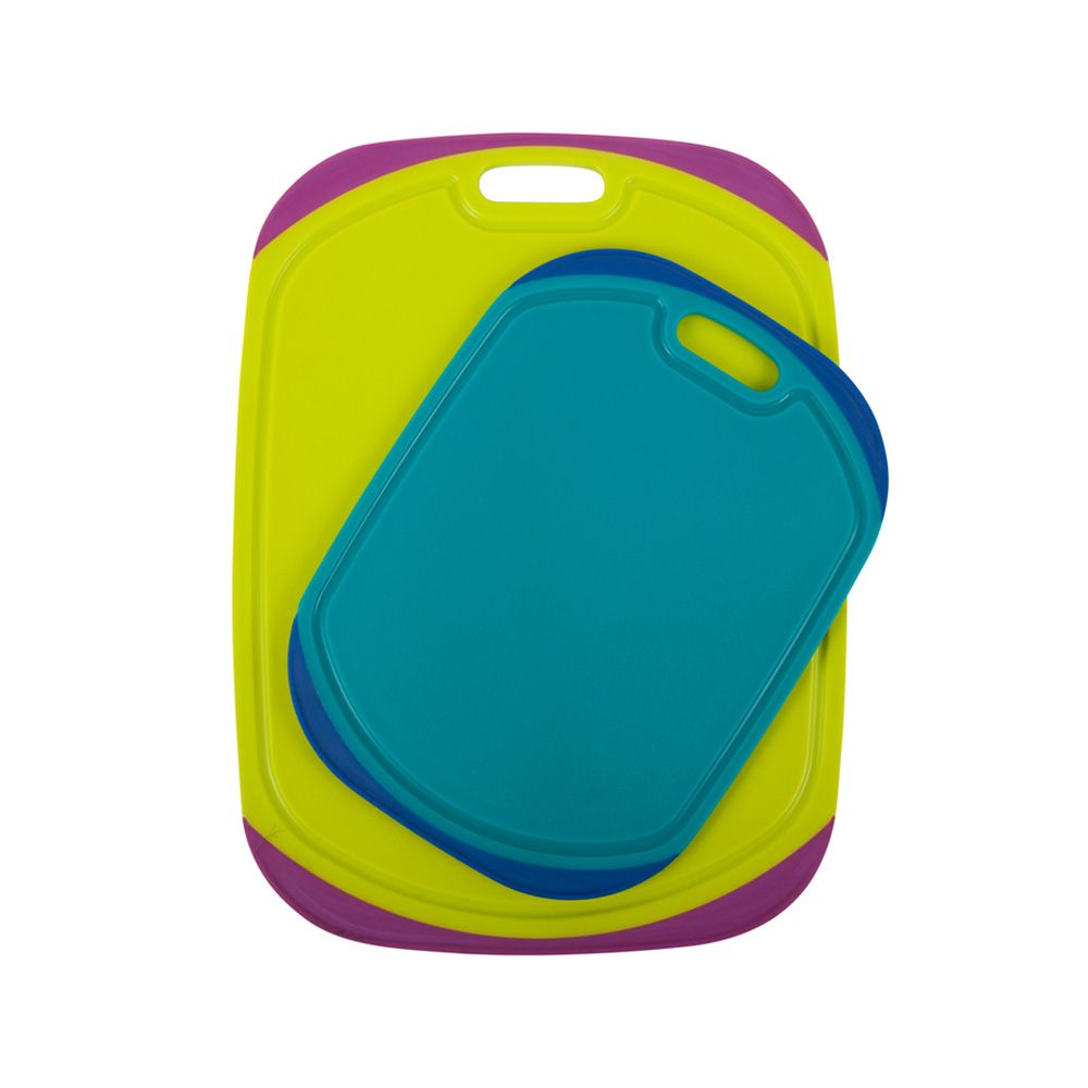 Teal & Lime Cutting Boards - Set of 2 | dotandbo.com