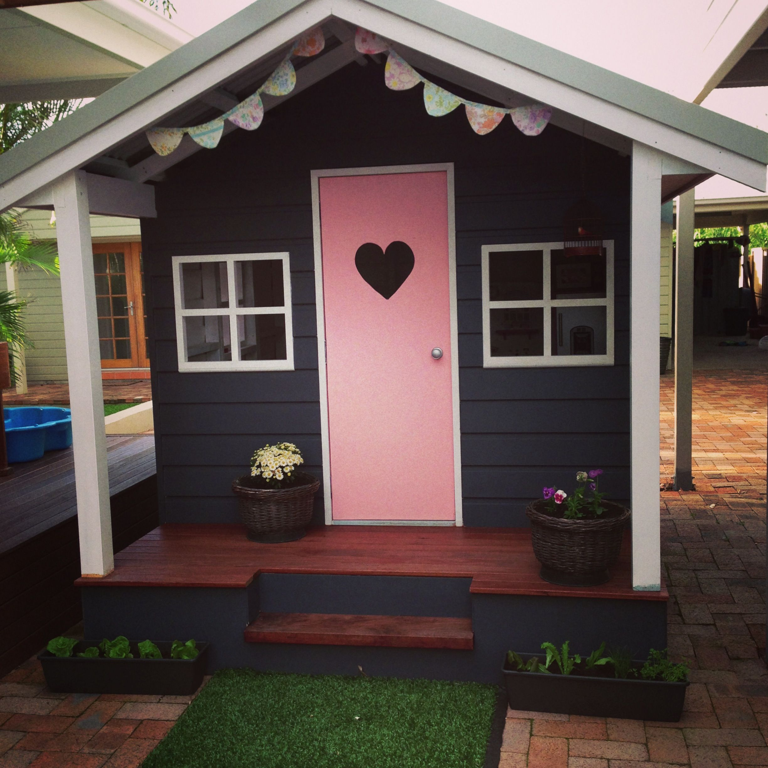 Little Love Shack   Cubby House Exactly What I Had In My Head, Even The