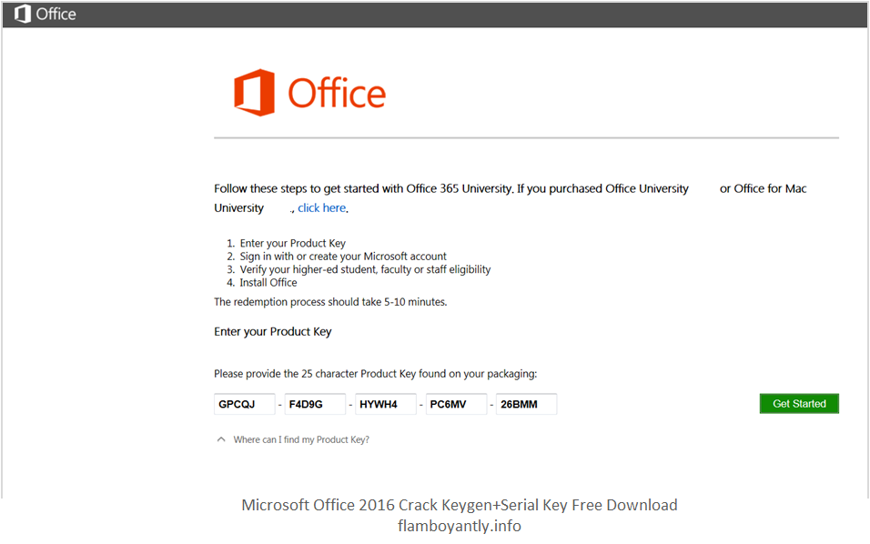 download office 2016 64 bit cracked