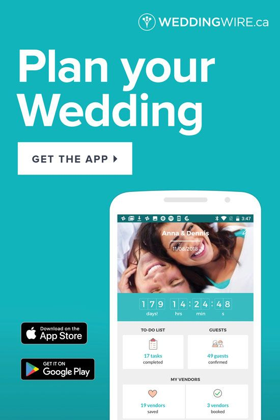 Free wedding planning app with a checklist, countdown, budget - best spreadsheet apps free
