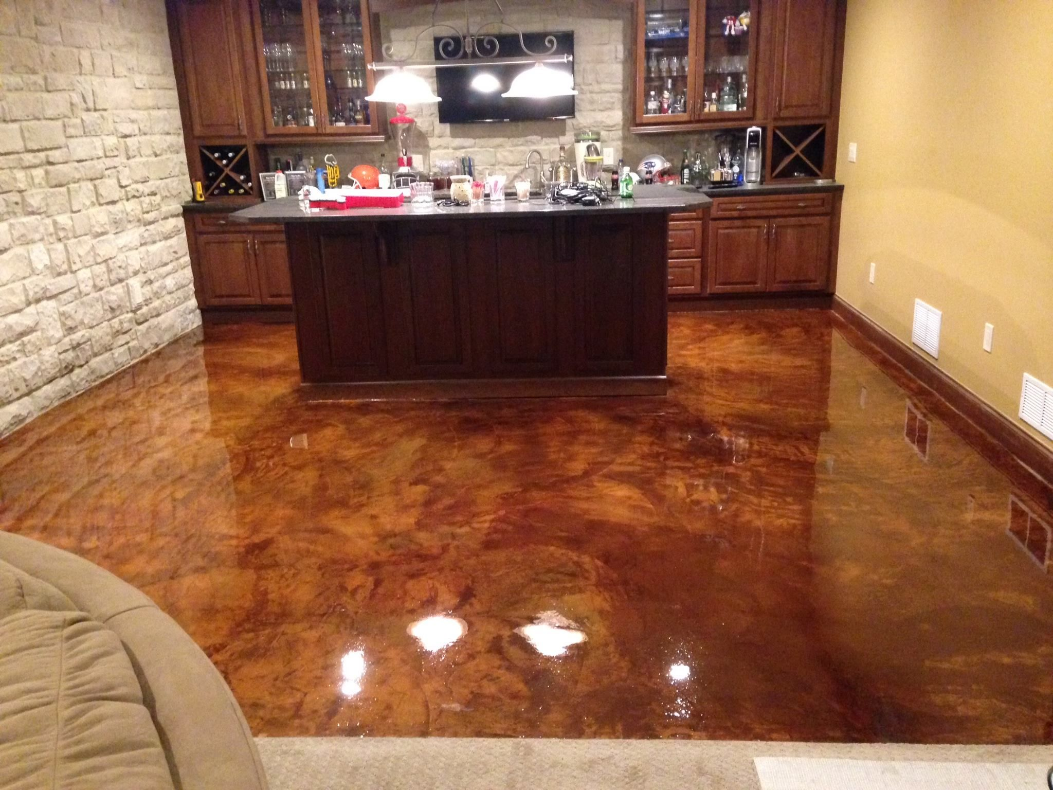 Pin On Stained Concrete