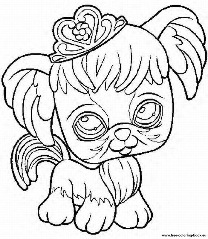 Coloring Pages Littlest Pet Shop Page 1 Printable Coloring Pages Online Littlest Pet Shop Coloring Pages Pet Shop