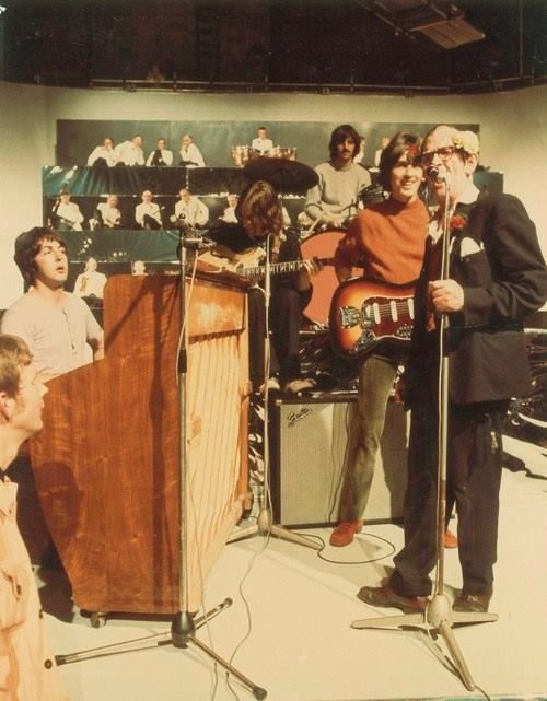 The Beatles & William Burroughs