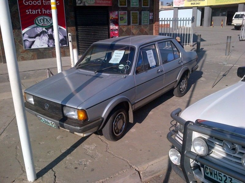 1983 Volkswagen Jetta Sedan | Welkom | Gumtree South Africa ...