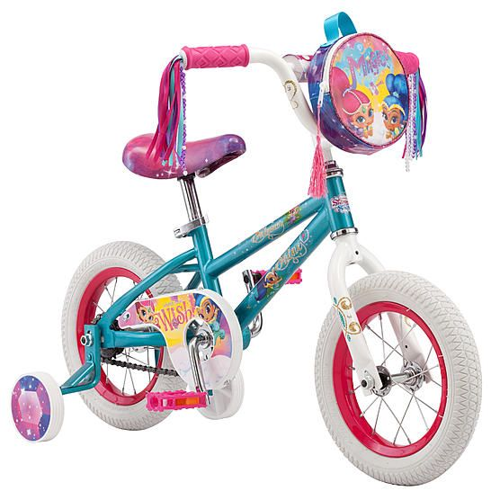 Pacific Cycle 12 Girl S Bike Nickelodeon Shimmer Shine With