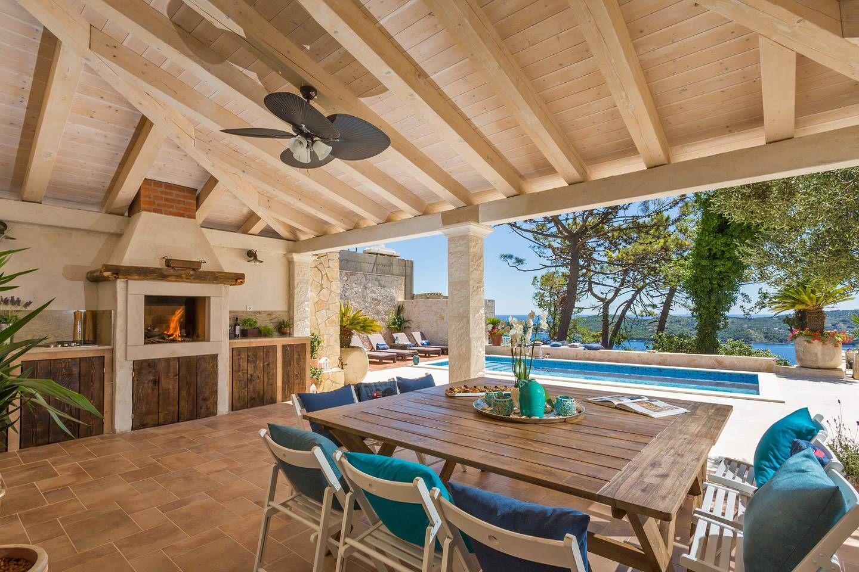 Villa De La Vie Dubrovnik Villas For Rent In Orasac Dalmatia