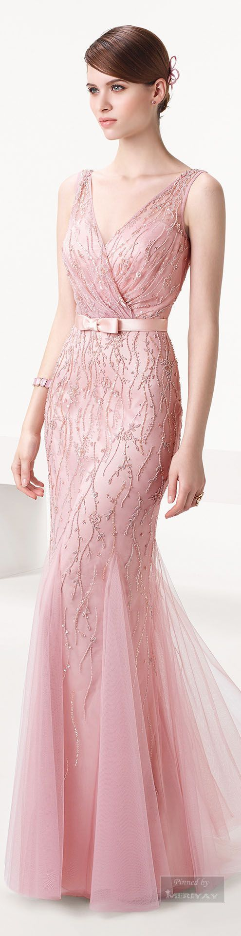 Soft Pink Wedding LovelyIdeas | civil | Pinterest | Vestiditos ...