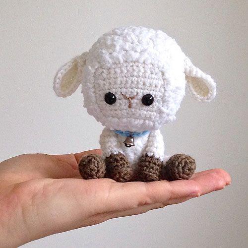 Chinese New Year Sheeplamb Free Pattern Crochet For Children