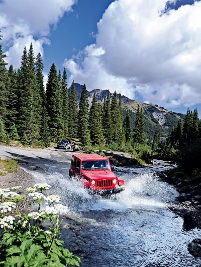 Jeep Camp Colorado http://www.autorevue.at/reportagen/jeep-camp-colorado-durango-telluride.html