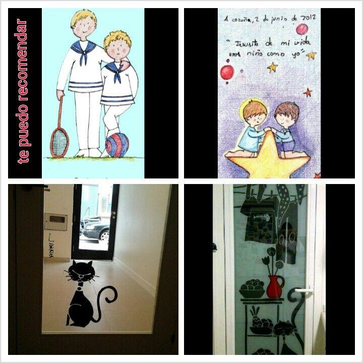 Vinilos decorativos www.anagg.com