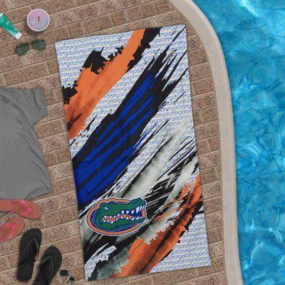 Florida Gator Beach Towel