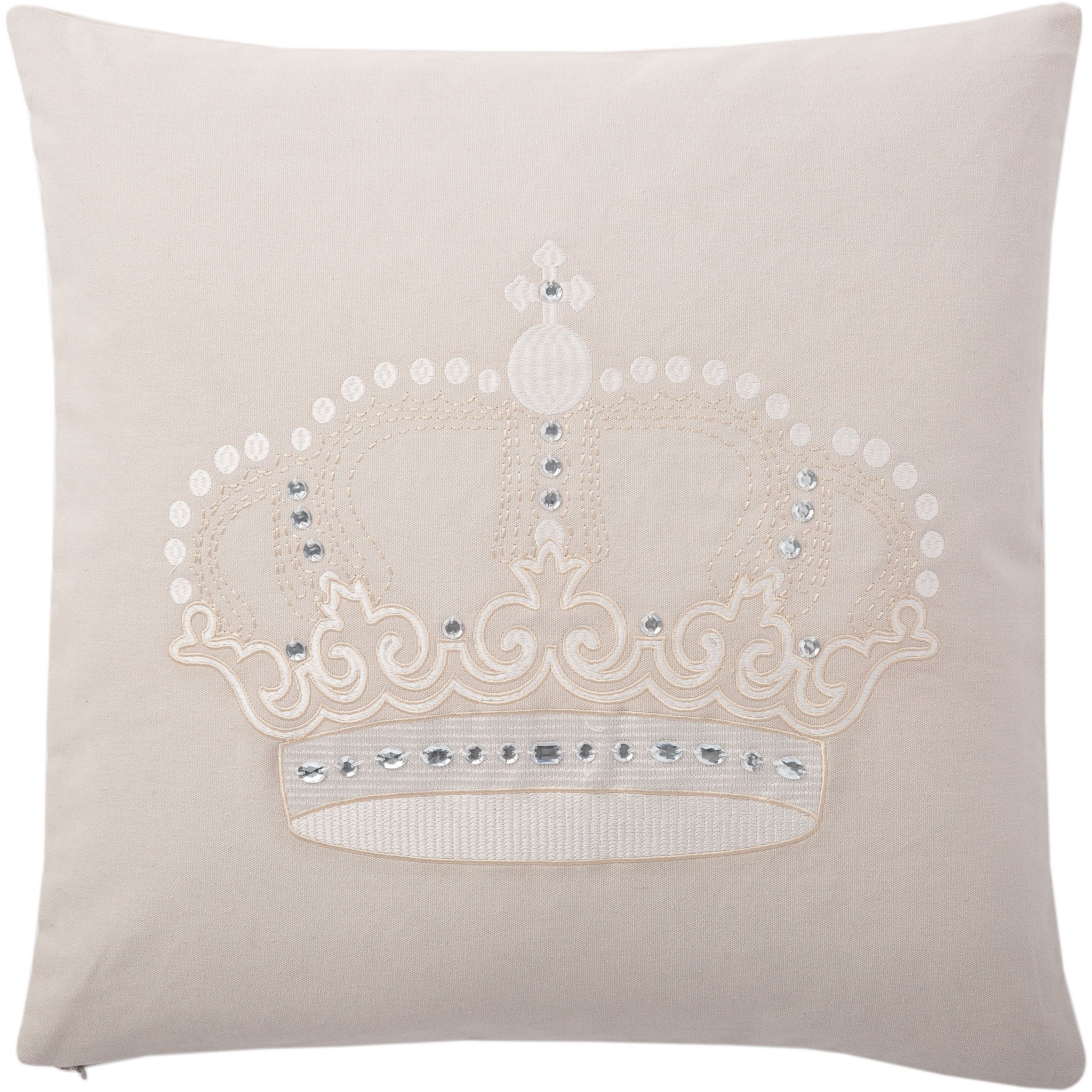 Crown Shaped Pillow Cotton Bed Pillow