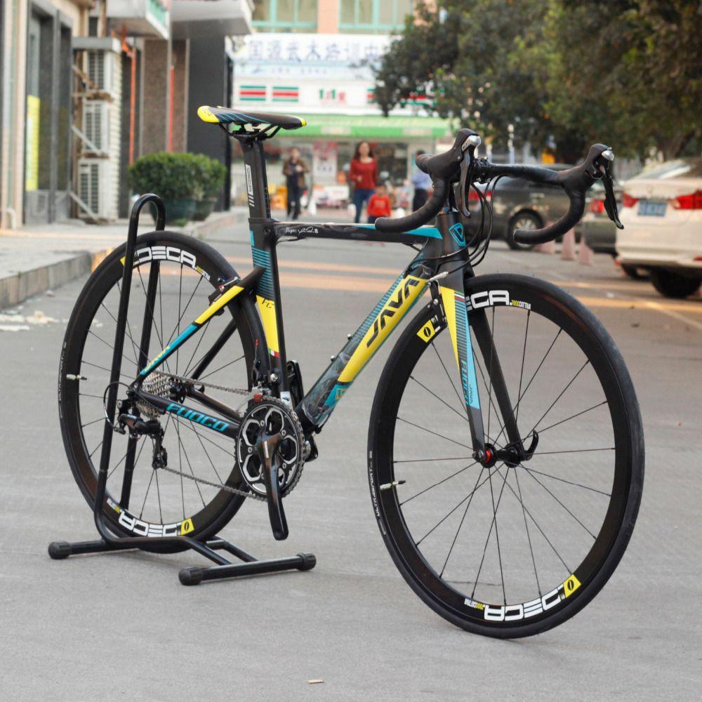 Java Fuoco Aluminium Road Bike With Carbon Fork 700c Direct Mount Aero V Brake Brake 22 Speed