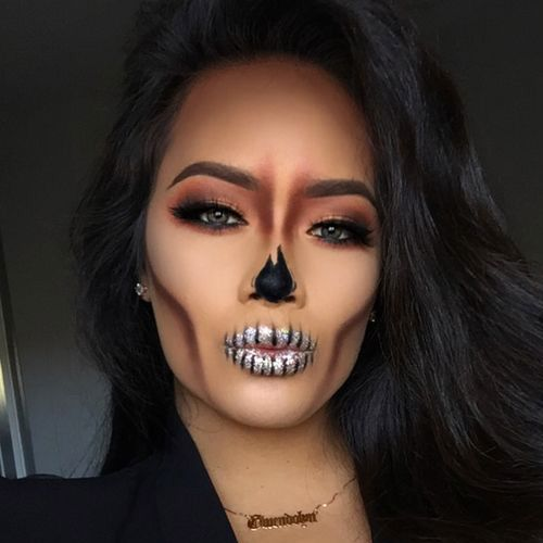 Best Halloween Makeup 55 Best Halloween Makeup Ideas Favhq Com Halloween Makeup Pretty Cute Halloween Makeup Cool Halloween Makeup