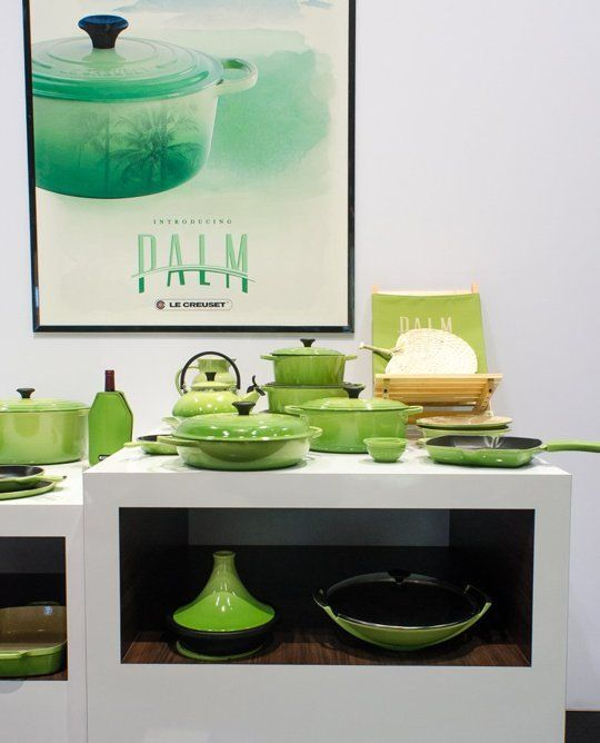 I Think My New Kitchen Is Going To Be Favorite Color From Le Creuset Palm