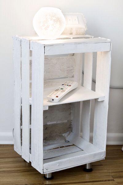 Comodino Fai Da Te Alternativ Design Pinterest Diy Furniture