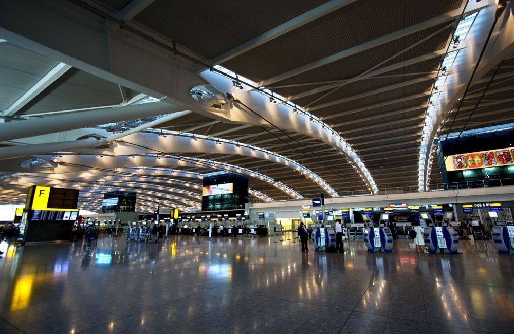 Check Out The Most Beautiful Airports In The World Http - 10 most beautiful airports in the world