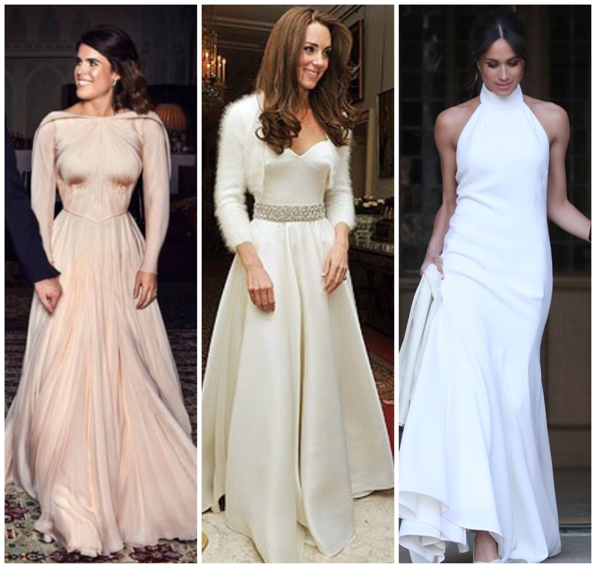 3 Royal Second Wedding Dresses Famous Wedding Dresses Royal