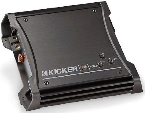 kicker zx mono block amplifier car stereos for kicker zx400 1 mono block amplifier car stereos for
