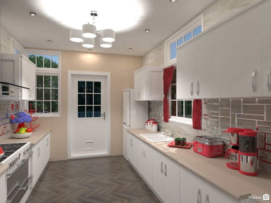 Kitchen interior, PLANNER 5D | Interior design software ...