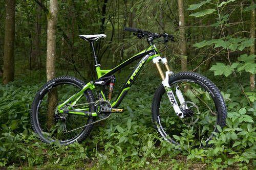 Trek Slash 9 Mountain Bike Reviews Mountain Biking Trek Bikes