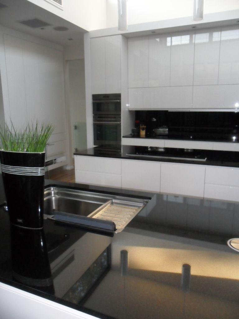 Polyurethane kitchen   Kitchen, Kitchen design, Home decor