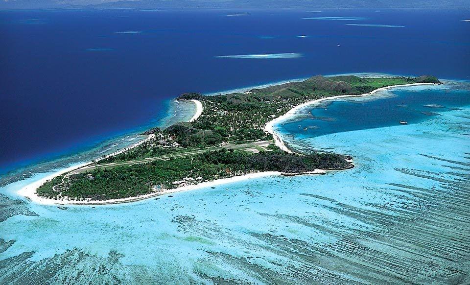 Fiji - aerial