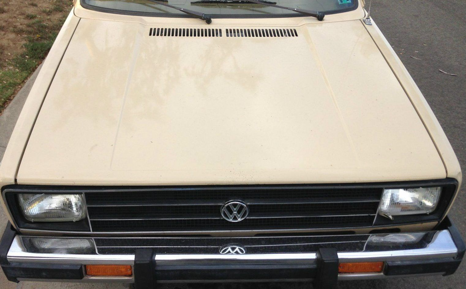 professor s car 1980 vw rabbit westy car moto pinterest vw rh pinterest com