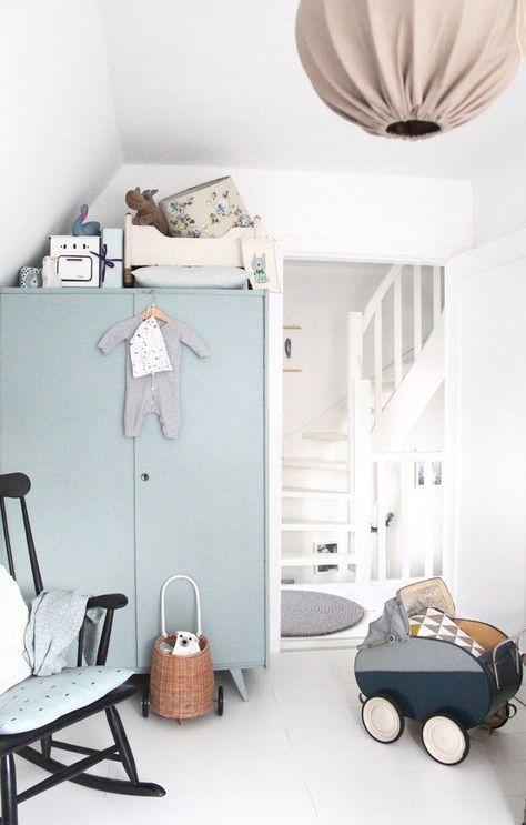 Samu0027s Zimmer | SoLebIch.de Foto: BRITTA BLOGGT #solebich #kinderzimmer # Junge #ideen #wandgestaltung #einrichten #ordnung #skandinavisch #gestu2026