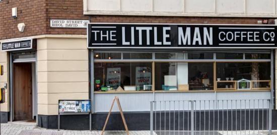 The Little Man Coffee Company Men Coffee Coffee Company