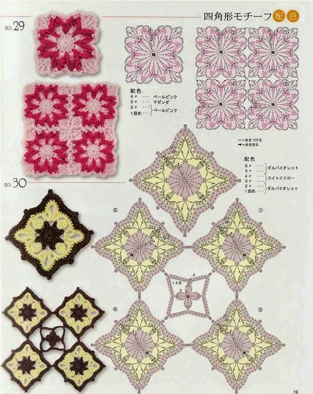 Pin de Fredy en puntos crochet | Pinterest | Croché, Ganchillo y ...