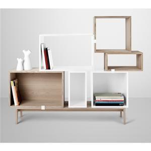 great dane furniture mutto stacked shelving system light north eu rh pinterest com