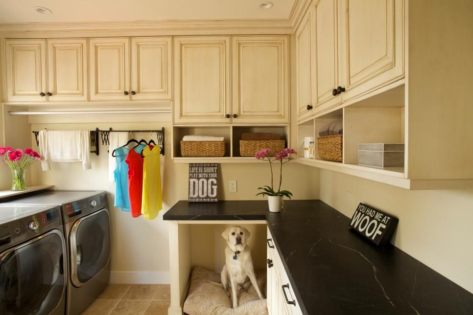 Laundry Rooms That Make Doing Laundry Less Of A Chore