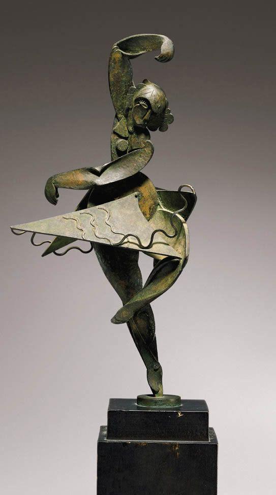 pablo gargallo bailarina espaola arte
