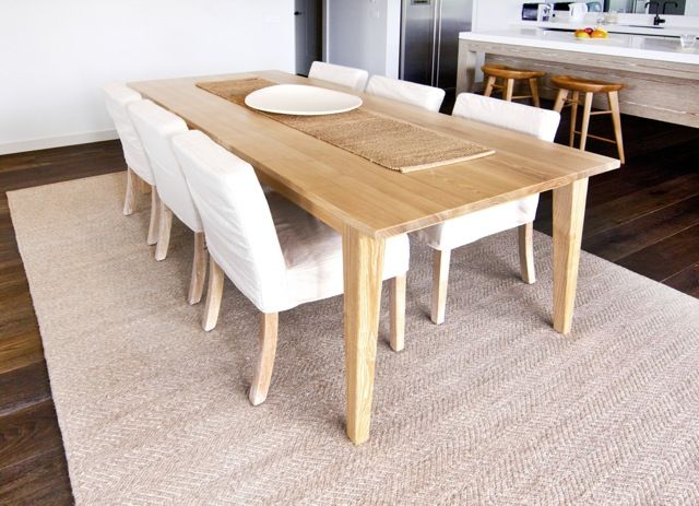 pacific style dining table 1800l curl curl dining dining rh pinterest com