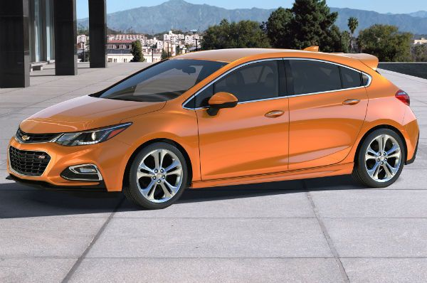 2018 Chevrolet Cruze Chevrolet Cruze Kombis Und Neues Auto Kaufen
