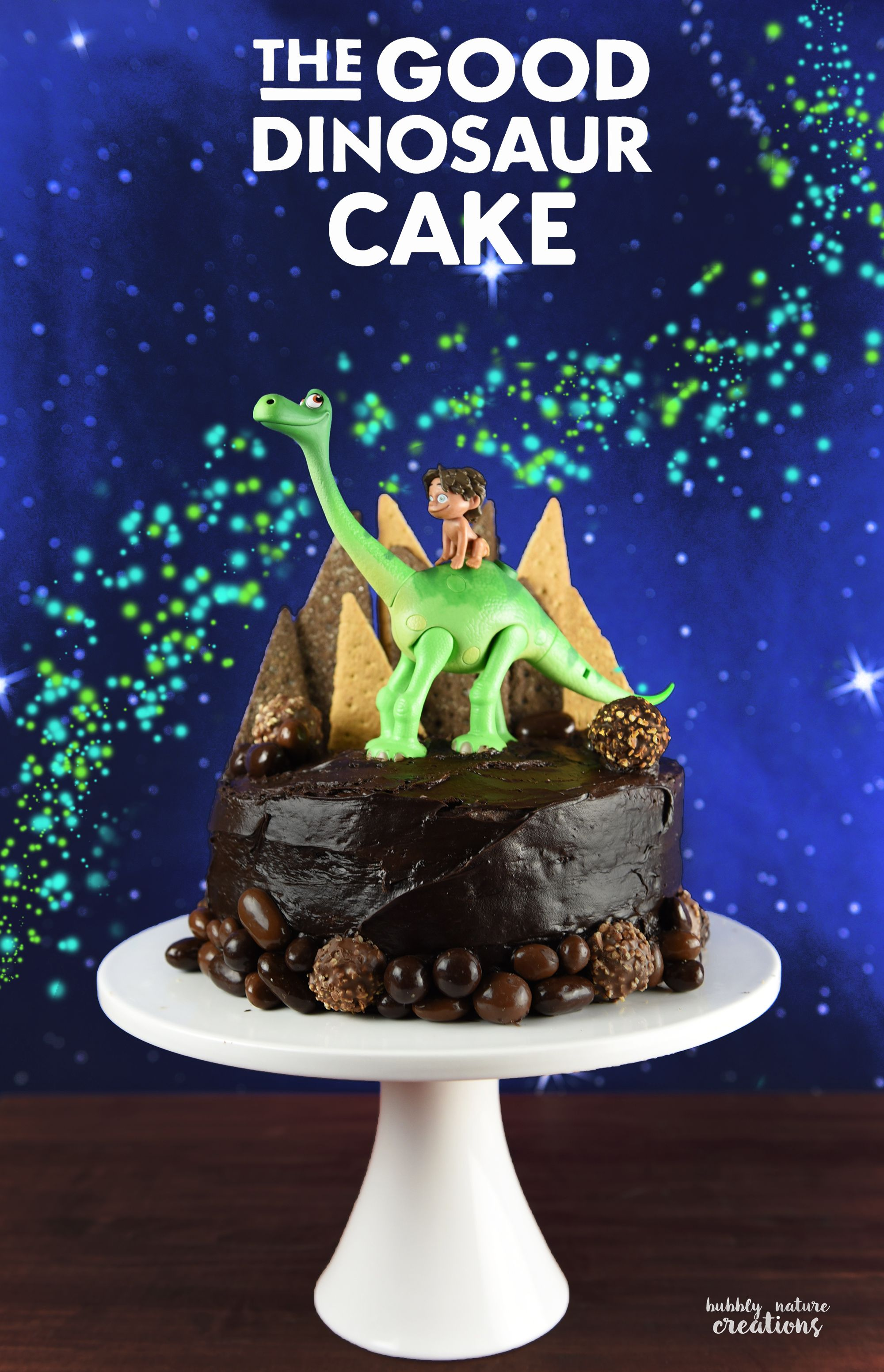 The Good Dinosaur Cake So Cute for a Disney The Good Dinosaur
