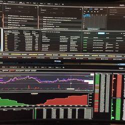 Crypto terminal trading mobile