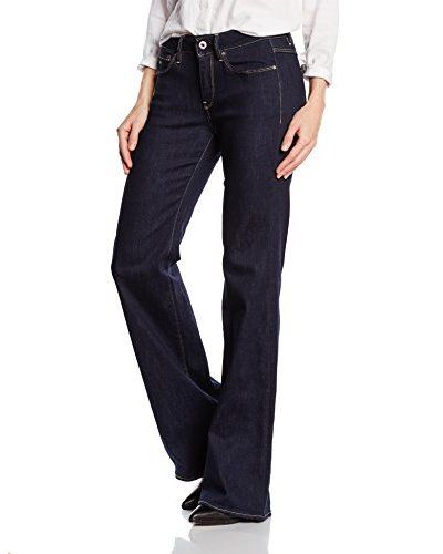 G-Star Jeans 3301 High Flare Wmn  [Blu]