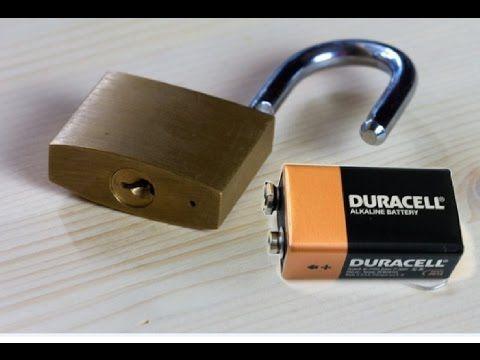 picking 115) ABUS 165/40 4-wheel combination lock decoded