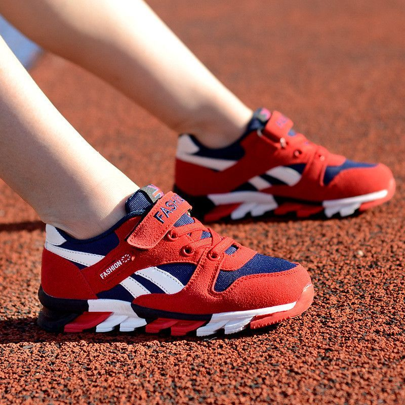 Children shoes boys sneakers girls sport shoes size 26-39 child leisure trainers casual breathable kids running shoes