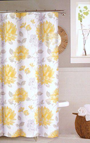 Nicole Miller Shower Curtain Fabric 72 X 72\
