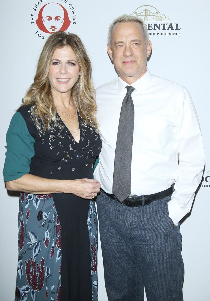 Pin for Later: 25 Years Married, and Tom Hanks and Rita Wilson Are Still Red Carpet Lovebirds