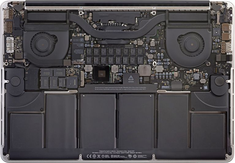 Macbook Pro Retina Inside Do You Know Any Notebook That Looks That Well Designed On The Inside Mit Bildern Macbook Macbook Pro