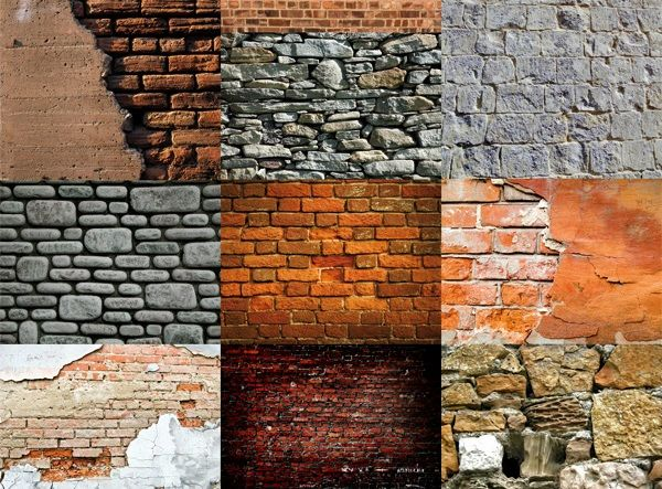 Different Type Interior Wall Finishings Wall Design Interior Walls Old Houses