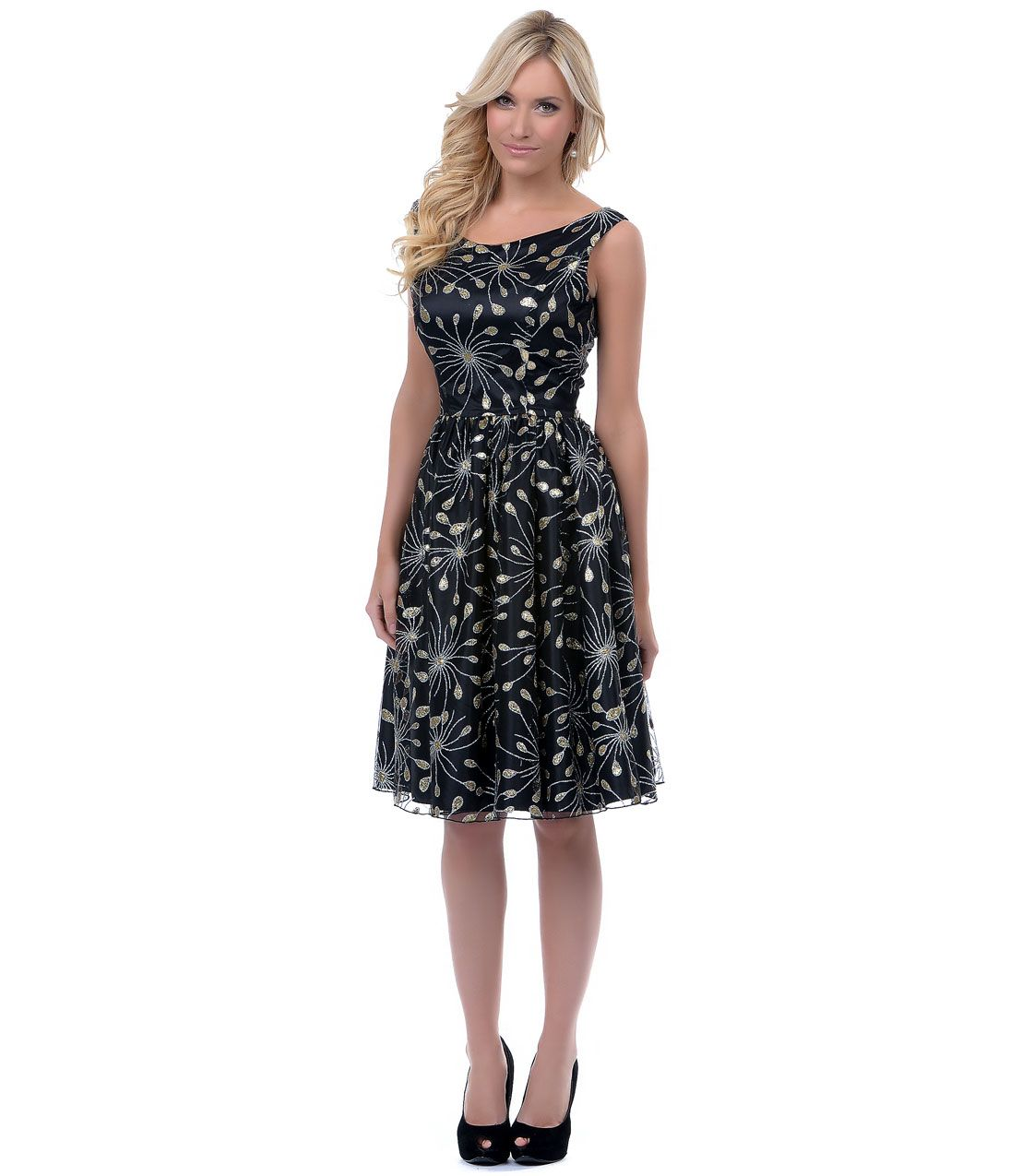 stop staring s style navy u ivory railene dress black