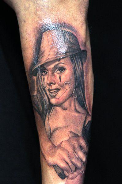Abey alvarez lowrider tattoo artist tattoo by jordin for Jordan sparks tattoo lyrics