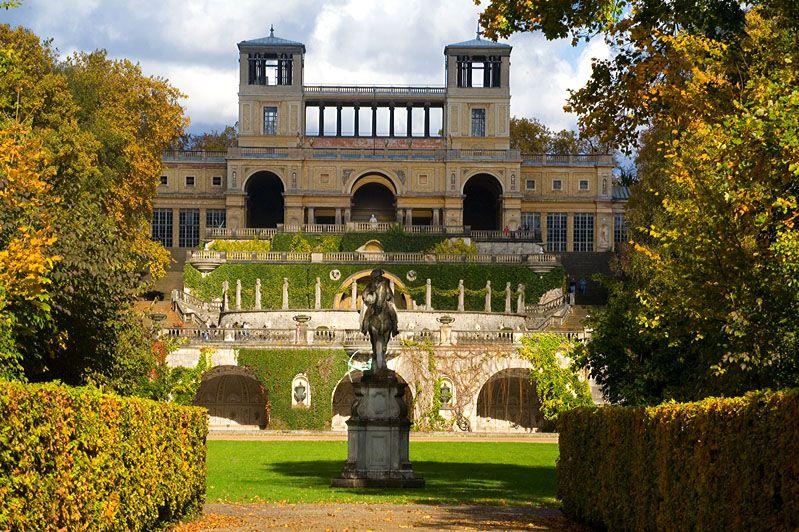 Potsdam Germany Reiseziele Reisen Botanischer Garten